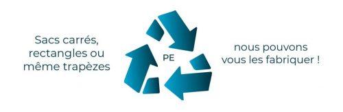 SACPO Sacs Sous Vide 100% Recyclables